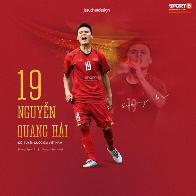 Quang Hải vô đối trước đêm trao giải Quả bóng vàng 2018 - Ảnh 1.