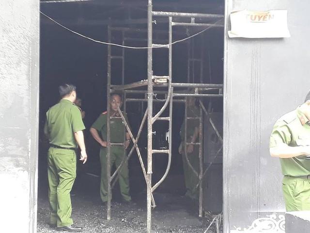 Vụ cháy nhà hàng 6 người chết ở Đồng Nai: Nạn nhân thứ 7 rất nguy kịch - Ảnh 2.
