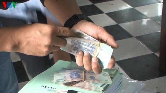 Khởi tố 5 đối tượng từ Hà Nội vào Gia Lai hoạt động tín dụng đen - Ảnh 4.