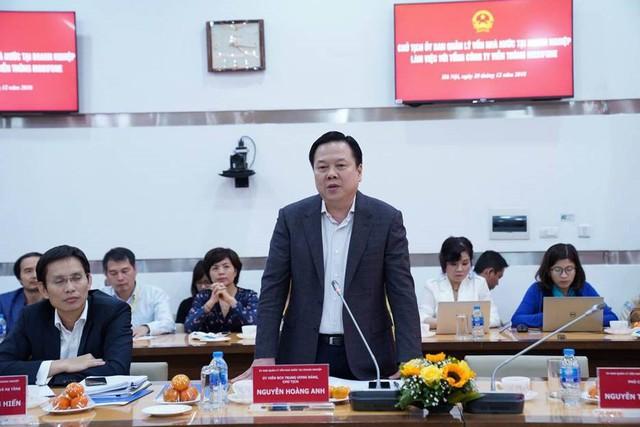 Chủ tịch Ủy ban Quản lý vốn nhà nước: Tôi có niềm tin là MobiFone sẽ thành công trong thời gian tới - Ảnh 1.