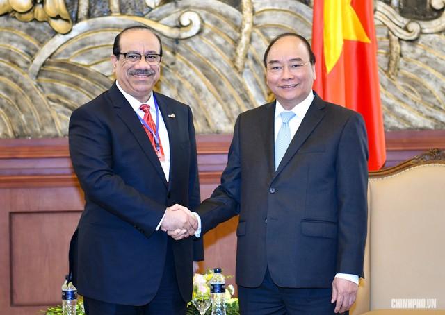 Chủ tịch dầu khí Kuwait: Nhà đầu tư đang thu xếp vốn sớm mở rộng lọc dầu Nghi Sơn - Ảnh 1.