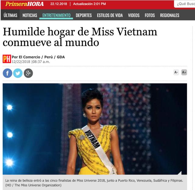 Báo nước ngoài vẫn phát sốt vì HHen Niê và giá trị thật sự của một hoa hậu - Ảnh 5.