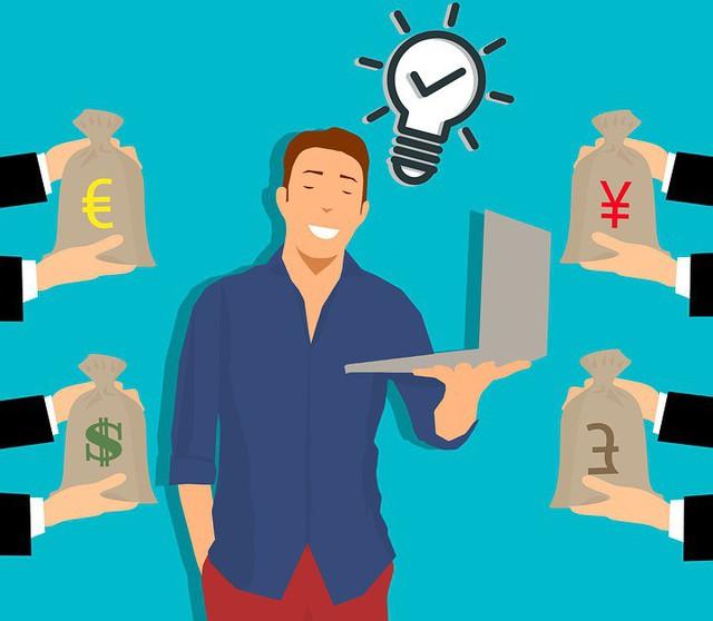 Từ nhân viên văn phòng đến một freelancer có thu nhập khủng, đây là cách người đàn ông 38 tuổi mạo hiểm sự nghiệp để có được thành công và đổi đời - Ảnh 3.