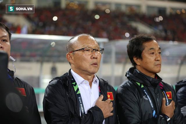 Chúng ta phải thẳng thắn, HLV Park Hang-seo rồi sẽ rời Việt Nam - Ảnh 1.