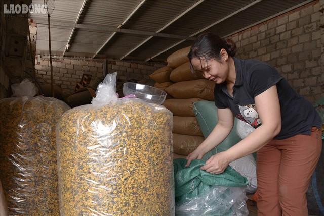 Đẹp mộng mị cánh đồng cúc Hưng Yên, nông dân thu trăm triệu mỗi sào - Ảnh 11.