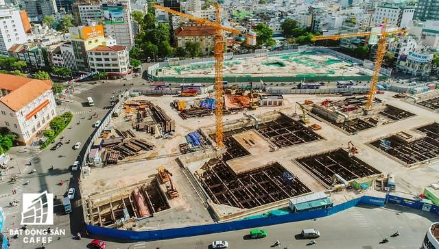 Toàn cảnh dự án cao ốc 55 tầng của Bitexco giữa trọng điểm TP.HCM vừa được đổi sang chủ đầu tư mới - Ảnh 3.