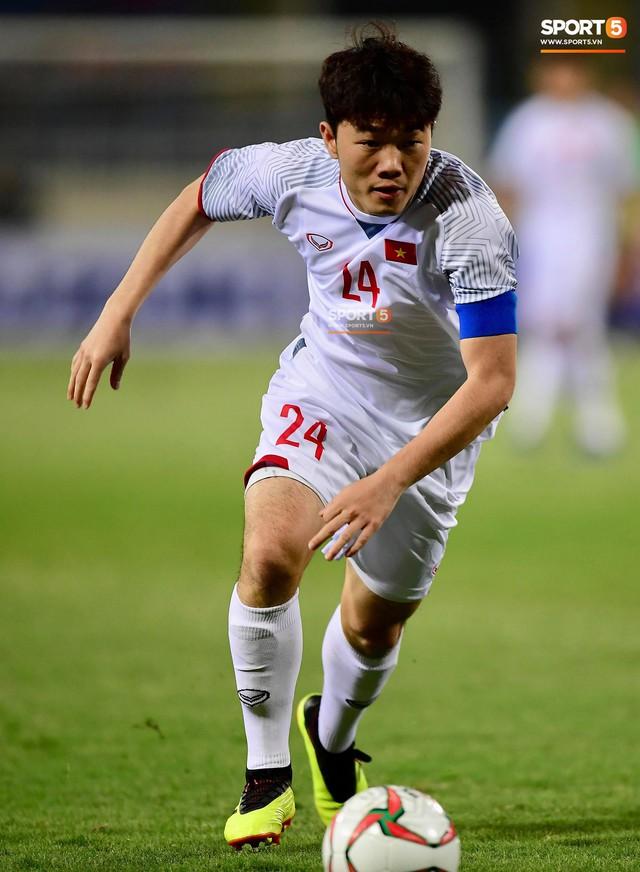 Xuân Trường: Niềm cảm hứng chơi bóng khơi dậy ở trận đấu với CHDCND Triều Tiên - Ảnh 1.