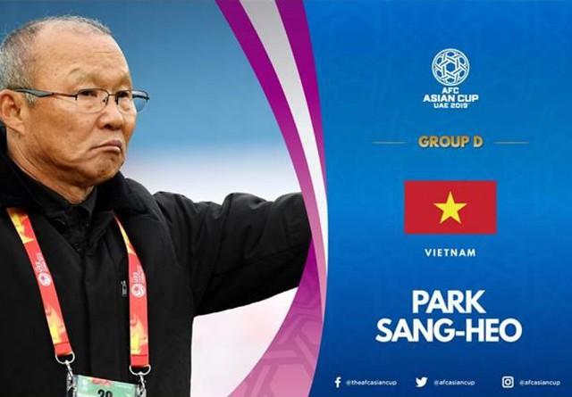 LĐBĐ Châu Á nhầm lẫn, bỏ quên đội tuyển Việt Nam tại Asian Cup 2019 - Ảnh 2.