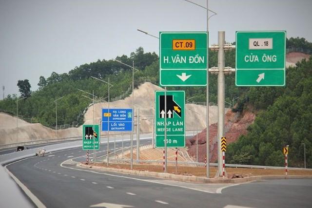 Ngắm toàn cảnh cao tốc Hạ Long - Vân Đồn 12.000 tỷ xuyên vùng Đông Bắc  - Ảnh 5.