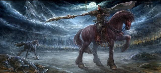 Lời nguyền sát chủ của ngựa Xích Thố: 4 đời chủ nhân chỉ 1 người được chết yên lành! - Ảnh 1.