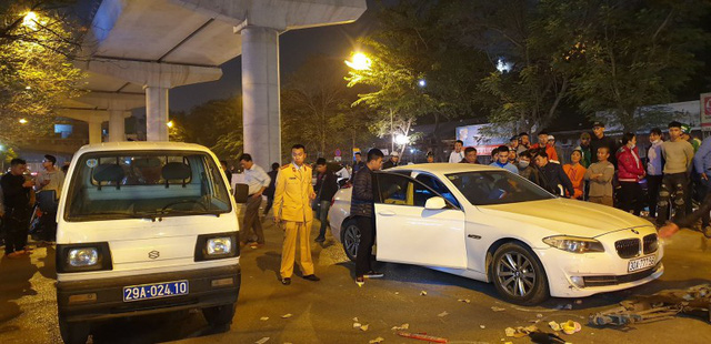Danh tính nữ tài xế BMW vụ TNGT khiến cô gái chết thảm - Ảnh 1.