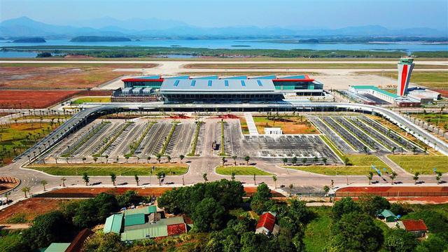 Chùm ảnh: Cận cảnh sân bay hiện đại nhất Việt Nam trị giá gần 8.000 tỷ đồng trước giờ khánh thành - Ảnh 1.
