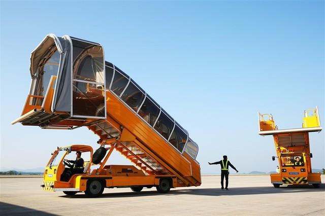 Chùm ảnh: Cận cảnh sân bay hiện đại nhất Việt Nam trị giá gần 8.000 tỷ đồng trước giờ khánh thành - Ảnh 13.