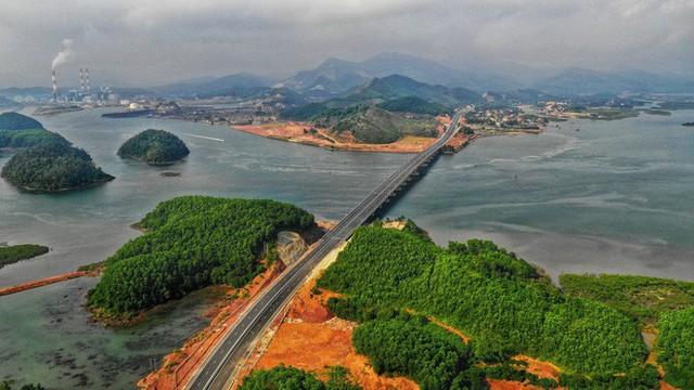 3 công trình giao thông trị giá gần 20.000 tỷ ở Quảng Ninh trước giờ G - Ảnh 15.