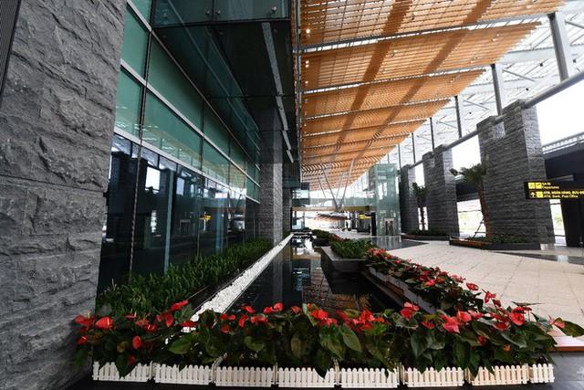 Chùm ảnh: Cận cảnh sân bay hiện đại nhất Việt Nam trị giá gần 8.000 tỷ đồng trước giờ khánh thành - Ảnh 19.
