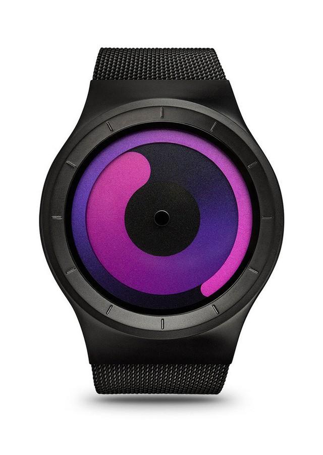 Ngỡ ngàng với 10 thiết kế đồng hồ kỳ lạ nhất Trái Đất, chiếc thứ 5 dành cho người luôn trễ hẹn - Ảnh 3.