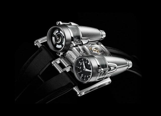 Ngỡ ngàng với 10 thiết kế đồng hồ kỳ lạ nhất Trái Đất, chiếc thứ 5 dành cho người luôn trễ hẹn - Ảnh 9.