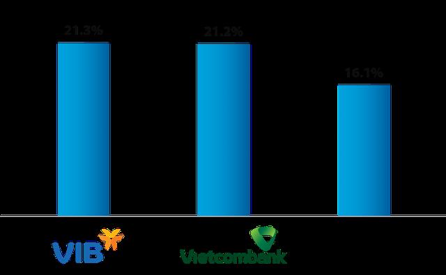 VIB và Vietcombank dẫn đầu cuộc đua Basel II như thế nào? - Ảnh 8.
