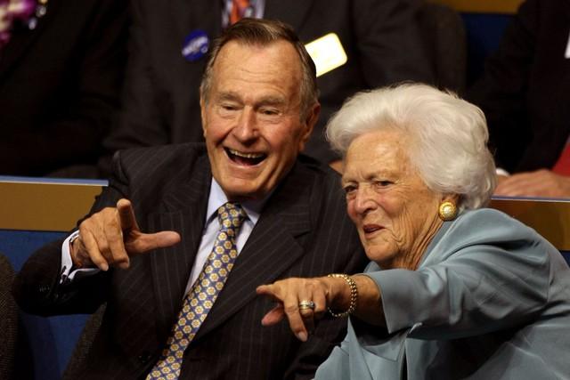 Sống một cuộc đời ý nghĩa như cựu Tổng thống Bush cha: Hiểu rõ bản thân, yêu gia đình và hướng về tương lai - Ảnh 3.