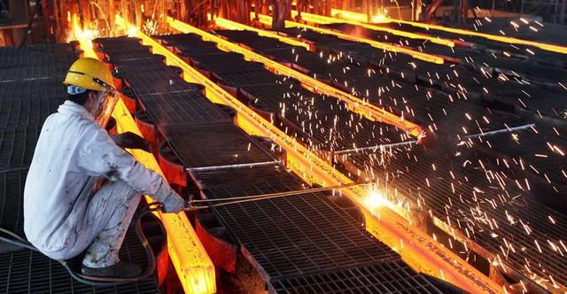 Giá thép, quặng sắt tại Trung Quốc bật tăng hơn 6% - Ảnh 1.