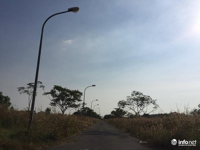 """Đô thị """"ma"""" Nhơn Trạch, Đồng Nai: La liệt dự án bỏ hoang, chung cư không người ở - Ảnh 16."""