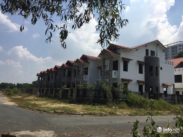 """Đô thị """"ma"""" Nhơn Trạch, Đồng Nai: La liệt dự án bỏ hoang, chung cư không người ở - Ảnh 3."""