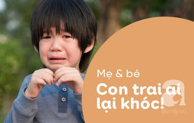 Dạy gì thì dạy, khi nuôi dạy con trai, bố mẹ cần tránh 3 câu nói này - Ảnh 3.
