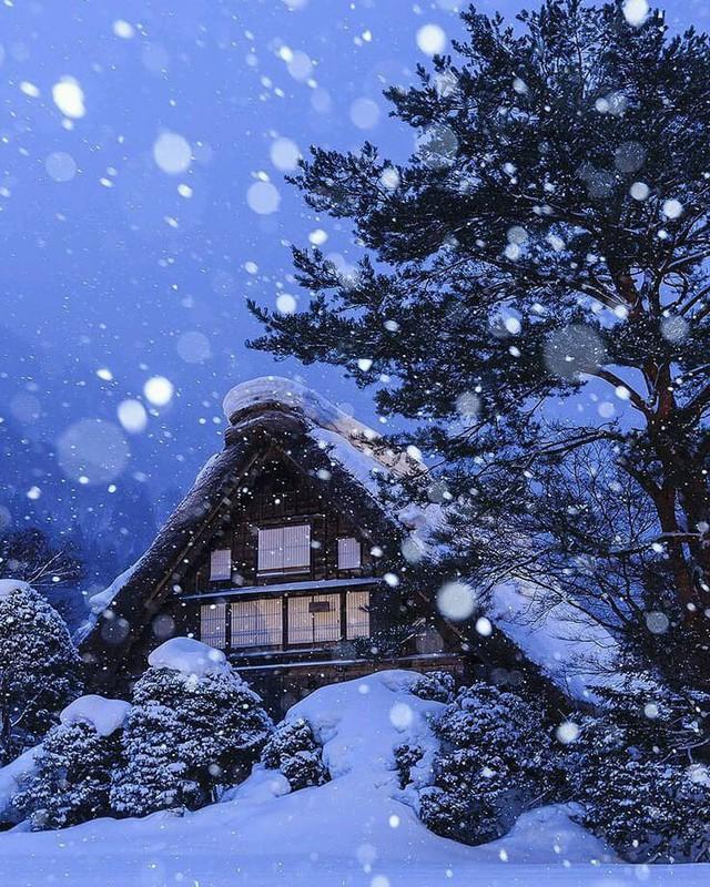 Shirakawa-go, ngôi làng đẹp như bước ra từ cổ tích, nơi thai nghén bộ truyện Doraemon nổi tiếng của Nhật Bản - Ảnh 8.
