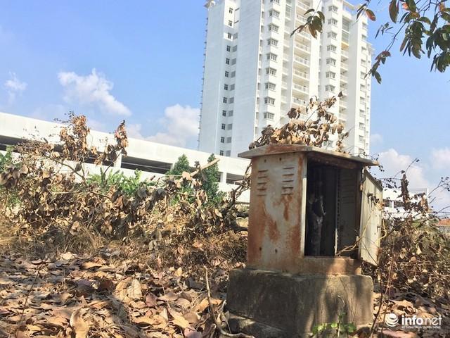 """Đô thị """"ma"""" Nhơn Trạch, Đồng Nai: La liệt dự án bỏ hoang, chung cư không người ở - Ảnh 9."""