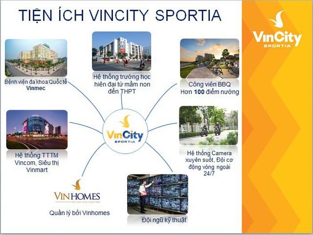 Soi vị trí chính xác đại đô thị VinCity Sportia của Tập đoàn Vingroup trên trục Đại lộ Thăng Long - Ảnh 6.