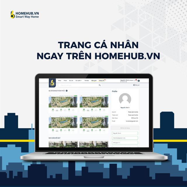 HomeHub – Nền tảng công nghệ thông minh về bất động sản chính thức công bố, được ngay các nhà phát triển bất động sản danh tiếng Việt Nam hợp tác chiến lược - Ảnh 2.