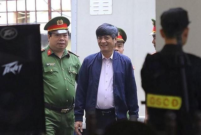 Cựu tướng Hóa kháng án từ trại giam, cựu tướng Vĩnh đang cân nhắc  - Ảnh 1.