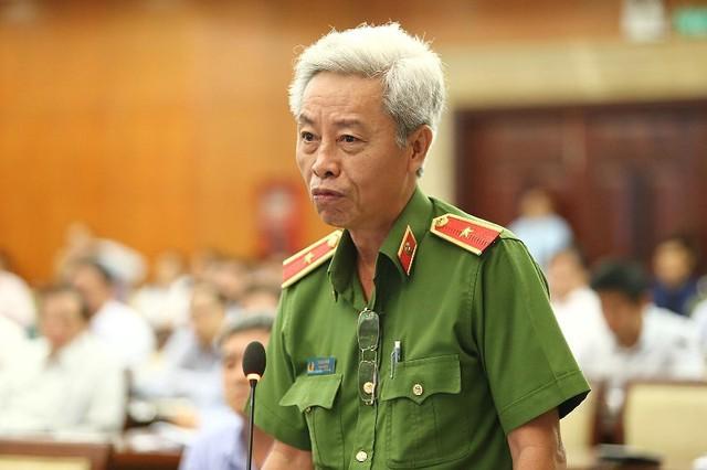 Thiếu tướng Phan Anh Minh nói về xã hội đen cho vay nặng lãi - Ảnh 1.