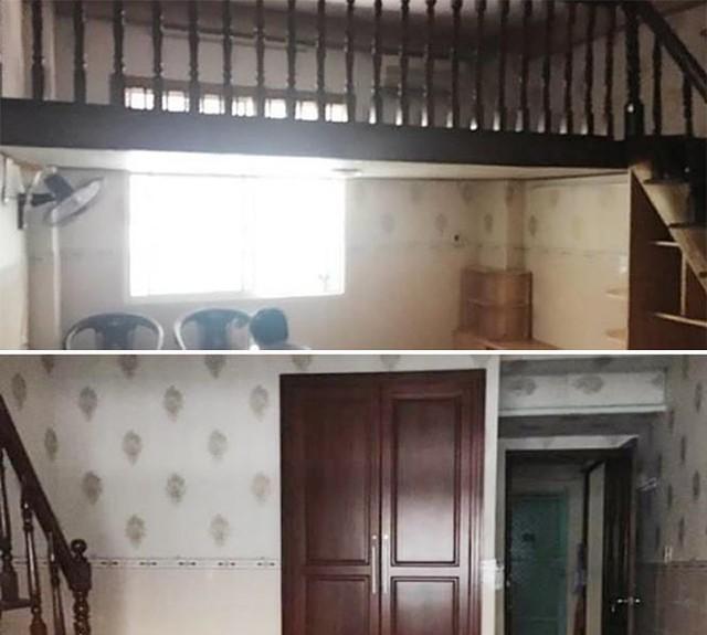 Ngôi nhà 25m2 cũ nát đẹp ngỡ ngàng sau cải tạo chỉ tốn 100 triệu - Ảnh 1.