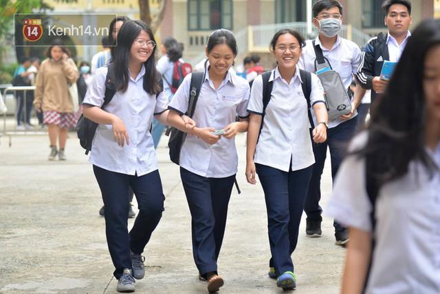 Nóng: Bộ GD-ĐT chính thức công bố những điểm mới trong kỳ thi THPT quốc gia 2019 - Ảnh 1.