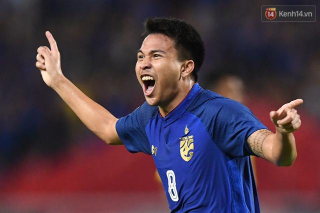 Cầu thủ Thái Lan suy sụp, gục khóc nức nở sau thất bại đau đớn trước Malaysia - Ảnh 14.