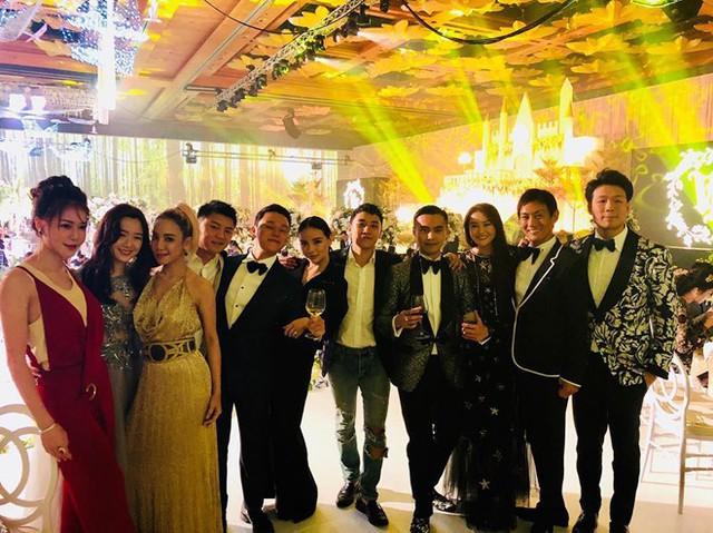 Con gái tỷ phú Singapore: Cuộc sống nhung lụa, bạn thân của Ronaldo và con trai nhà Tân Hoàng Minh - Ảnh 22.