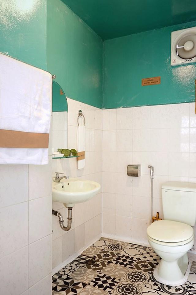 Ngôi nhà 25m2 cũ nát đẹp ngỡ ngàng sau cải tạo chỉ tốn 100 triệu - Ảnh 5.