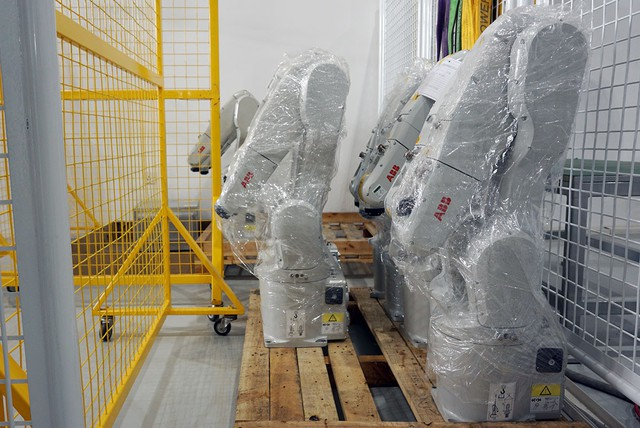 Bán robot cho Vinfast, Tập đoàn Thụy Sĩ ABB mở Trung tâm Kỹ thuật và Dịch vụ Robot đầu tiên ở Việt Nam - Ảnh 2.