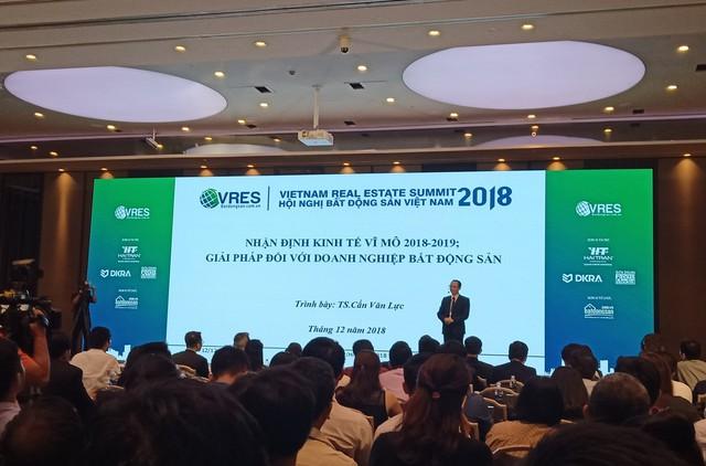 Chuyên gia kinh tế trưởng BIDV: 2019 rủi ro lãi suất tăng, doanh nghiệp khó huy động vốn trung dài hạn - Ảnh 2.