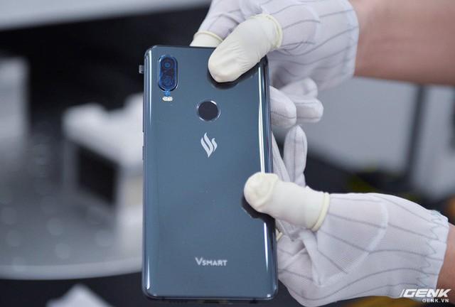 Vsmart tuyên bố sẽ ra mắt 10 mẫu smartphone trong năm 2019 - Ảnh 2.