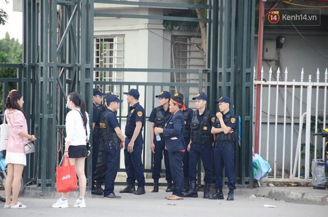 Hà Nội tung hàng nghìn cảnh sát chốt chặn, giữ an ninh trận bán kết lượt về Việt Nam - Philippines - Ảnh 5.