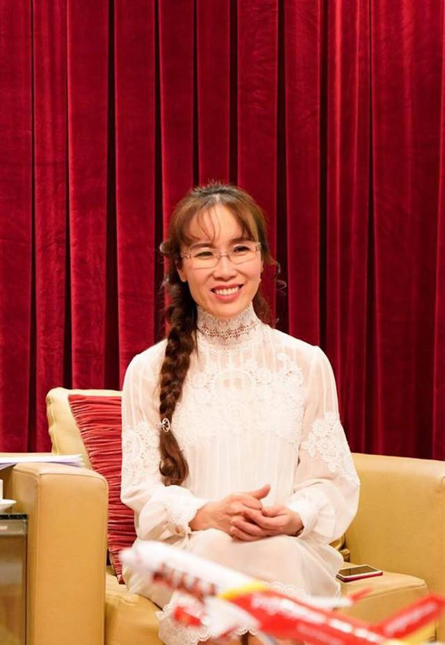 Nữ tỉ phú Nguyễn Thị Phương Thảo vào Top 100 phụ nữ quyền lực nhất Thế giới năm 2018 của Forbes - Ảnh 1.