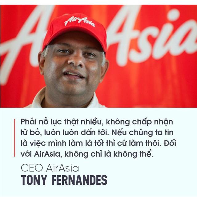 CEO AirAsia Tony Fernandes: Tôi không điên để bỏ qua thị trường Việt Nam! - Ảnh 11.