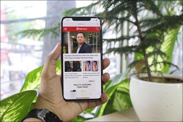 6 smartphone nổi bật nhất năm 2018 tại Việt Nam - Ảnh 8.