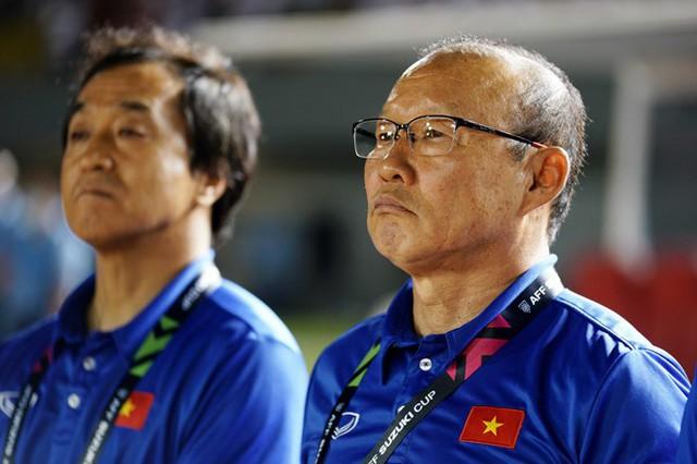 Thống kê bất ngờ: Người Hàn Quốc quan tâm đến HLV Park Hang Seo chẳng kém gì người hâm mộ Việt Nam - Ảnh 1.