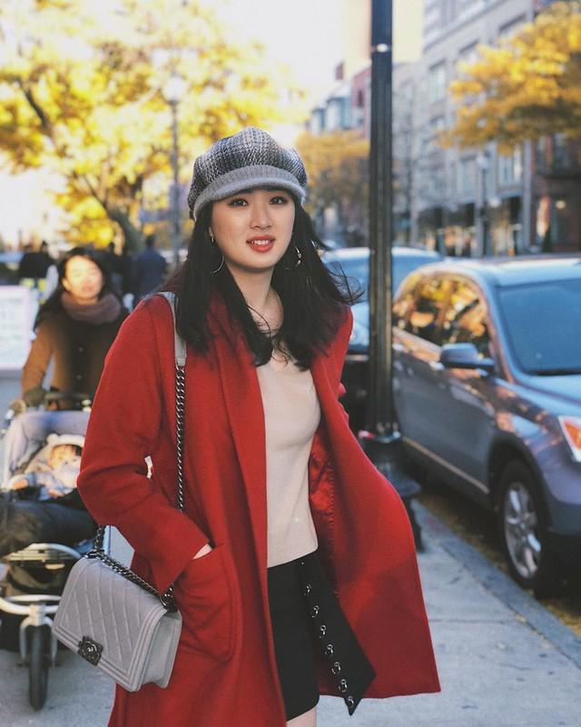 Con gái út ông trùm Huawei: Đã xinh đẹp còn học trường Harvard danh tiếng, mê viết code không kém gì ba lê và thời trang - Ảnh 12.