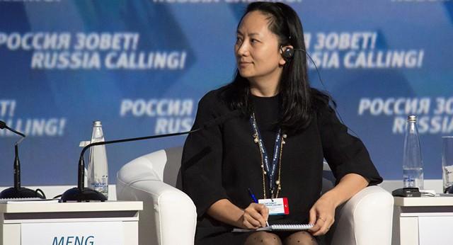 Tiết lộ nguyên nhân bắt giữ giám đốc tài chính của Huawei - Ảnh 1.
