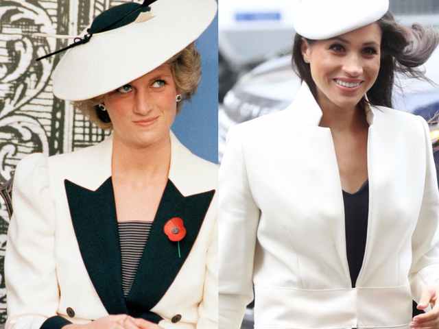 Meghan muốn trở thành Công nương Diana thứ hai nhưng lại đang mắc phải sai lầm này - Ảnh 1.