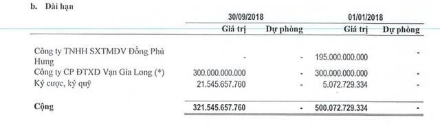 Biến cố Vạn Gia Long và những khoản cho vay cá nhân lớn của DLG - Ảnh 1.